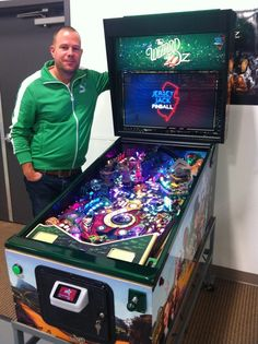 I can't wait to play this game! Pinball, Games To Play, Arcade, Gaming, Videogames, Game