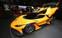 You may have heard of the Gumpert Apollo, but this the Apollo Arrow. You see, the German automaker ran into financial troubles in recent years, but has since received a sizeable investment to rise from the ashes.