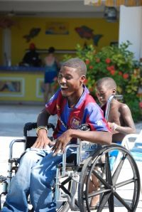 camp for children and youth who survived the Haiti earthquake in Hope For Haiti, Thank God, You Are Beautiful, Caribbean, The Help, Survival, Youth, Culture, Reading
