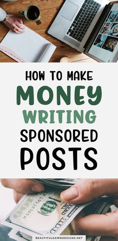If you want to learn how to work with brands and make money writing sponsored posts, in this article I share my secret weapon for working with brands. Need Money, Make More Money, Make Money Blogging, Make Money Online, Make Money Writing, Making Extra Cash, Blogging For Beginners, Blog Tips, How To Start A Blog