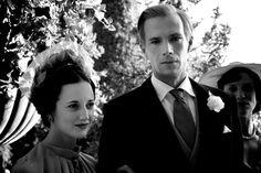 King Edward VII and Wallis Simpson - movie W.E
