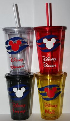 Disney Cruise Line  Disney Cruises Custom by Kustomcardsandmore, $12.00