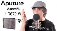The best choice for smaller locations, youtubers and interviews. The Amaran HR672w led light. This is my youtube channel : http://www.youtube.com/subscription_center?add_user=davidaems  #Amaran #Aputure #HR672W #spiritigliozzi #led #light #video #youtuber #filmaking # videomaker #photography #sontronic #stc-2