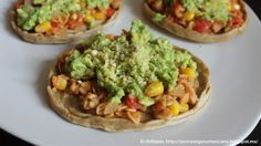 1000+ ideas about Mexican Sopes on Pinterest | Mexicans, Chipotle ...