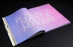 Pilot magazine/coffee table book design