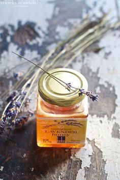 Honey Bee Martini | Lavender Honey, Lemon & Vodka Skinny Cocktail | Recipe on FamilyFreshCooking.com