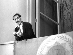 Groucho Marx - Duck Soup - join a club