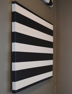 wrap up some easy art with black duct tape