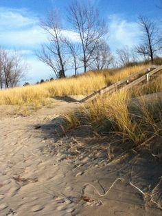 PINERY PARK Lake Huron, Day Trip, Hummingbird, Beaches, Entrance, November, Country Roads, Cottage, Park