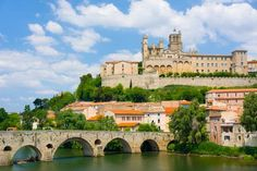 Languedoc-Roussillon is a luscious spot for a foodie break, says food writer Trish DeSeine. St Pierre, 5 Star Hotels, Swimming Pools, Irish, Writer, Europe, France, Mansions, House Styles