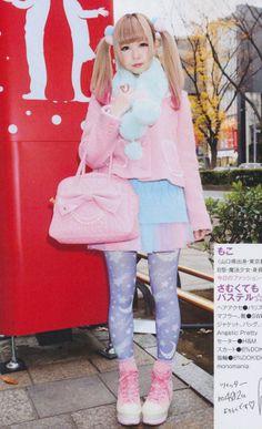 Sweet Fairy Kei.