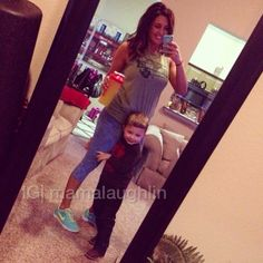 Mama Laughlin: Transitioning from Working Mom to SAHM