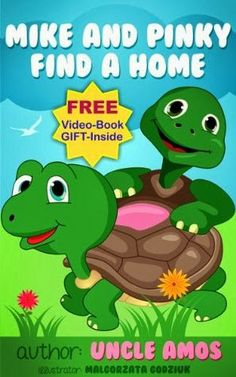 I am LOVING books by Uncle Amos! I HIGHLY recommend them! CUTE! SWEET! FUN!   Mike and Pinky are two little turtles who live in a beautiful ...