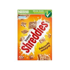 Nestle Honey Shreddies (500g) ** Details can be found by clicking on the image.