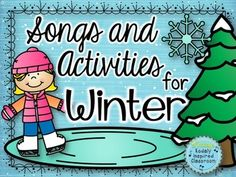 Songs and Activities for Winter: This set is perfect for winter time in the music room. It includes both Christmas and winter-y songs, games and activities that are great for the Kodaly inspired music room. Learn Singing, Singing Lessons, Music Lessons, Singing Tips, Traditional Christmas Songs, Drama Activities, Music Classroom, Music Teachers, Classroom Ideas