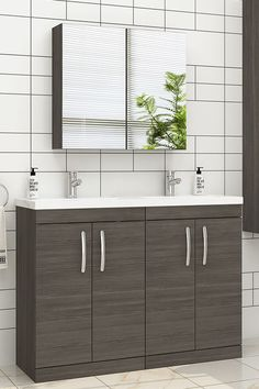 Glorification of bathrooms with luxury furniture is the highly desired thing in the contemporary era. You will feel proud of having Turin furniture in your bathrooms. Know more! ........................................................................................................... #FloorStandingVanityUnit #VanityUnit #BathroomCabinet