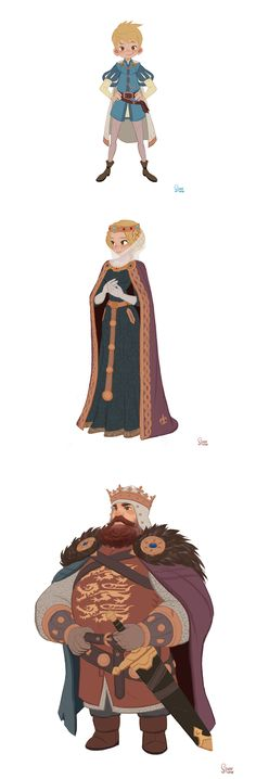 """2nd.Personal project Robin hood -""""The prince of blood"""" on Behance"""