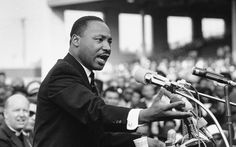 """In honor of Black History Month, check out these 15 inspiring quotes from civil rights icons including Martin Luther King, Jr., Frederick Douglass, and W.E.B. Du Bois.1. """"Never be limited by other people's limited imaginations.""""—Dr. Mae Jemison, first African-American female astronaut2. """"I refuse to accept the view that mankind is so tragically bound to the [...]"""