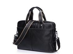 Pánská taška na notebook Top Black. Pánská taška na notebook Top Black