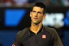 Novak Djokovic se retira ante Feliciano López en cuartos de Dubái por un problema ocular