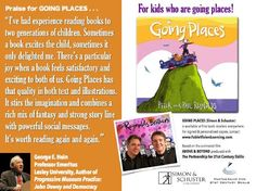 """Dr. George Hein knows something about """"going places""""!"""