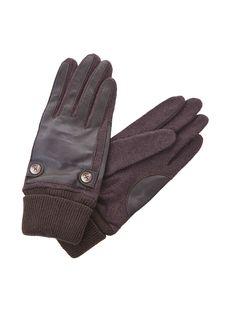 Juniper Handschuhe braun by Brigitte von Boch #bevonboch