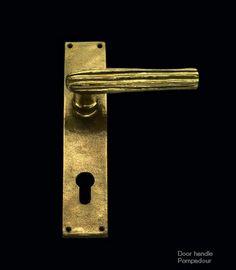 Poignée de porte - Pompadour