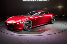 "Mazda provided no details about how much power the SKYACTIV-R rotary ""powering"" the car makes"
