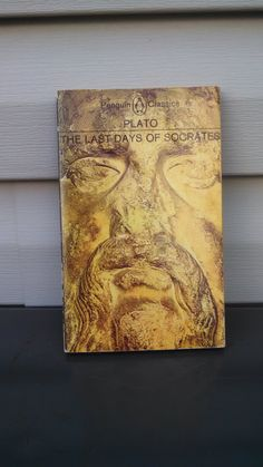 Vintage Edition of The Last Days of Socrates by CollectorsAgency