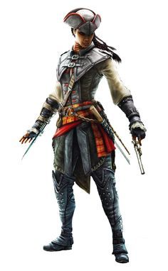 Aveline De Grandpre - Assassin's Creed III - Liberation