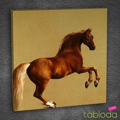 #1resim1bilgi George Stubbs'ın eseri olan bu resim at biniciliğinin popüler bir spora döüştüğü 18. yy'da yapılmıştır. Resimdeki atın ismi Whistlejacket'tır. Bu at yarışlarda birçok kez birincilik almıştır. #sanat #art #horse #whistlejacket #kanvastablo #kanvas #tablo #dekorasyon