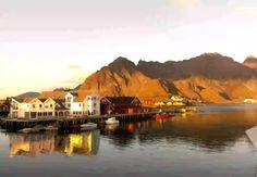 Norvegia - Isole Lofoten - Henningsvaer