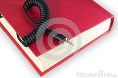 Audio book concept - Image: 45426605 on Dreamstime.com