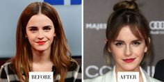 When: February 2016 What: Wispy Fringe Why we love it: Emma Watson's hair has been in more or less the same style since 2010 when she lopped…