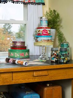 Reuse Tins and Jars
