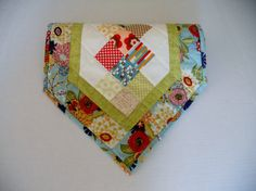Modern Contemporary Quilted Table Runner by ForgetMeNotQuilteds