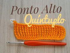 (279) Rudinea Angelini - Crochê&Customização - YouTube Crochet Stitches Patterns, Stitch Patterns, Knitted Hats, Youtube, Knitting, Crochet Stitches, Hand Crafts, Log Projects, Stuff Stuff
