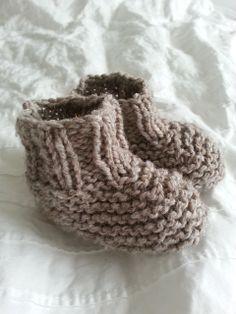 Ravelry: MamanAd's Baby booties