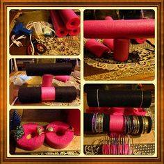 @foreverpinkdiamond   DIY Bracelet holder #diy #ilove #instagood #instagram #instamood #instaphoto ...   Webstagram - the best Instagram viewer