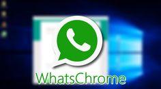 WhatsApp kullanıcıların bir türlü vazgeçemediği WhatsChrome uygulaması nedir? WhatsChrome uygulaması ne işe yarar? Chrome'a eklenti olarak...