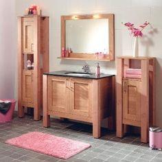 Very nice bathroom furniture at Gamma.
