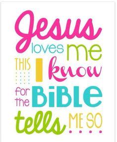 Jesus Hearts Me