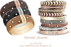 Brilliant Luxury by Emmy DE * Damiani Jewelry Collection 2015