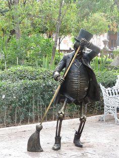 Jardin de San Marcos. Aguascalientes, Ags.