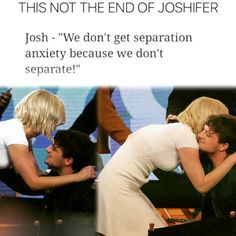 I wish I could have josh but I can't have him so Jennifer could him instead lol