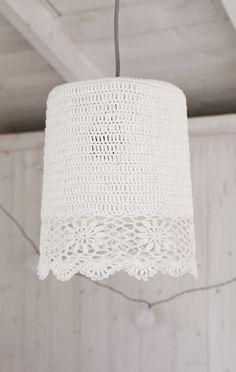 Lampe man kan lage selv