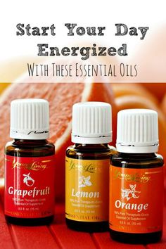 These homemade blends of some of your favorite essential oils have the ability to wake you up, energize you and help you to focus on the day!