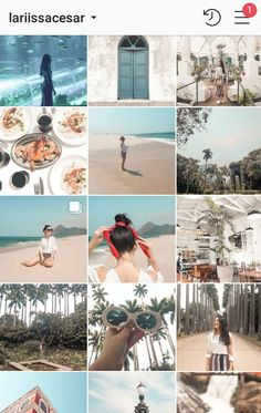Best Instagram Feeds, Instagram Feed Tips, Instagram Challenge, Instagram Posts, Lightroom Presets, Tropical, Instagram Fashion, Iphone Photography, Photography Tips