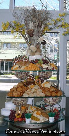 Wedding Snack Tray