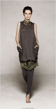 Blu's Womens Wear Sarah Pacini Spring 2012 10